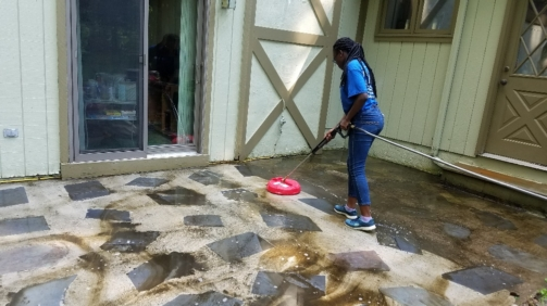 pressure washing inwood